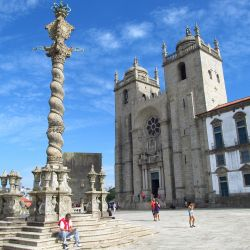 Cathedral of the city of Porto